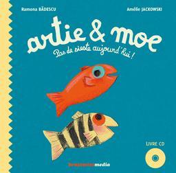Artie et Moe : pas de sieste aujourd'hui   Bêadescu, Ramona (1980-....). Auteur