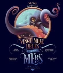 Vingt mille lieues sous les mers / Jules Verne | Verne, Jules (1828-1905). Antécédent bibliographique