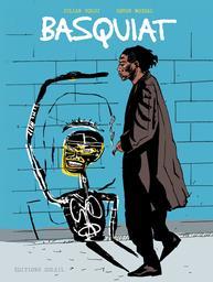 Basquiat / scénario, Julian Voloj   Voloj, Julian. Auteur