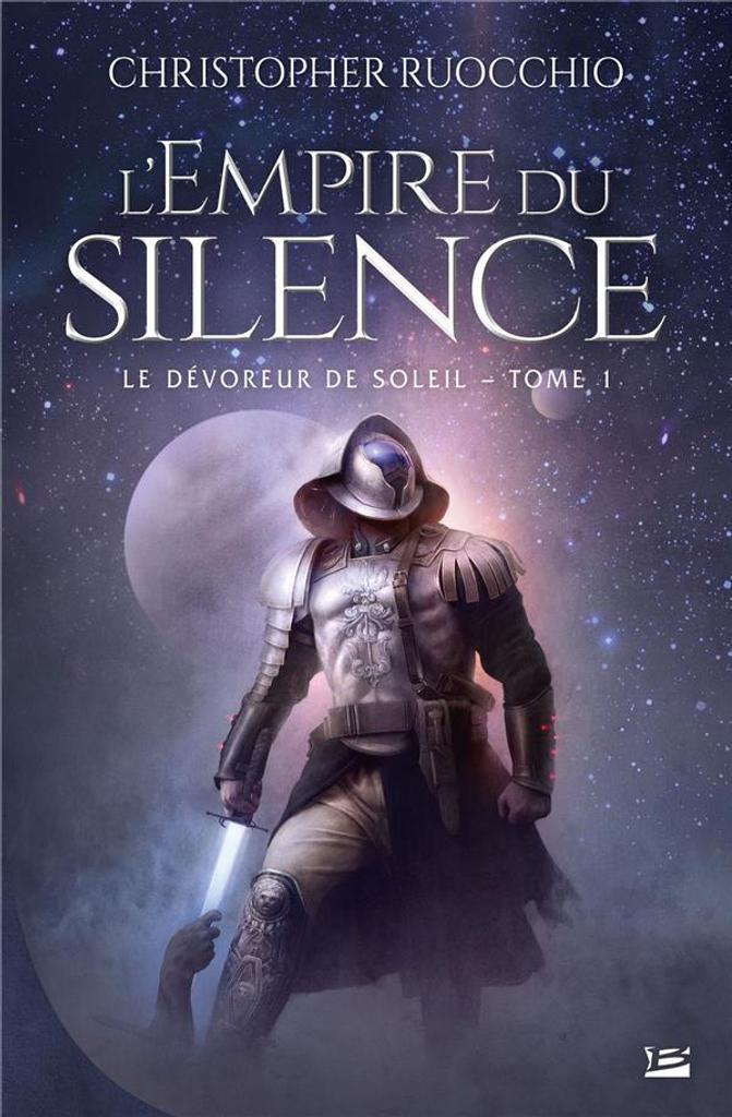 L'empire du silence / Christopher Ruocchio | Ruocchio, Christopher. Auteur