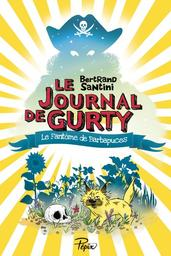 Le fantôme de Barbapuces / Bertrand Santini | Santini, Bertrand (1968-....). Auteur