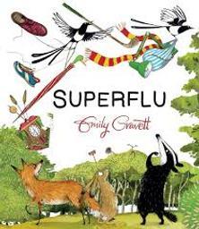 Superflu / Emily Gravett | Gravett, Emily. Auteur