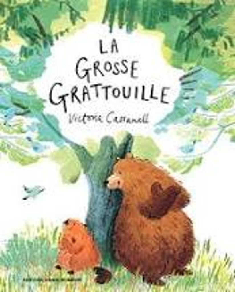 La grosse grattouille / Victoria Cassanell | Cassanell, Victoria. Auteur