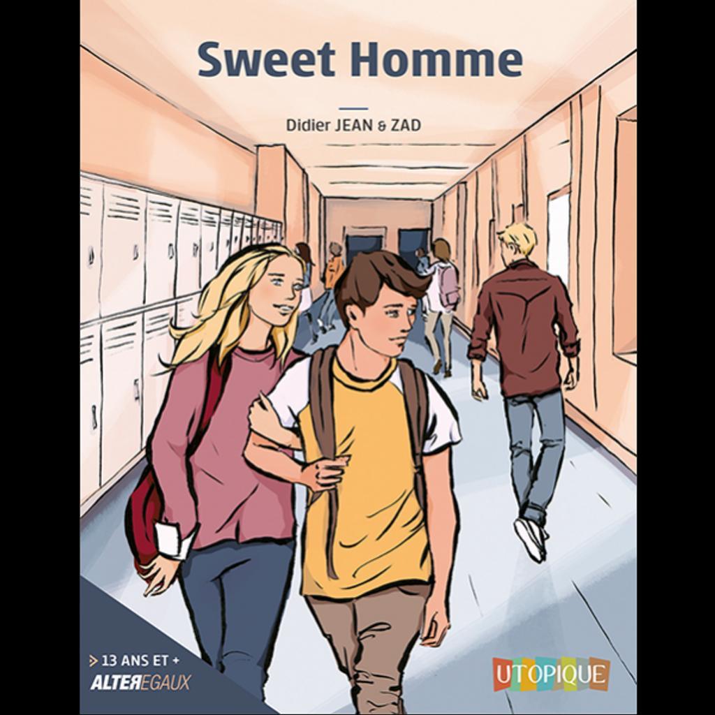 Sweet homme / Didier Jean & Zad | Jean, Didier (1956-....). Auteur
