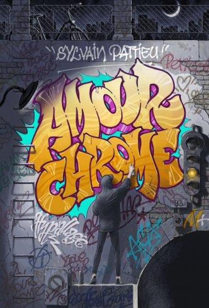 hypallage : amour chrome. 1 / Sylvain Pattieu |